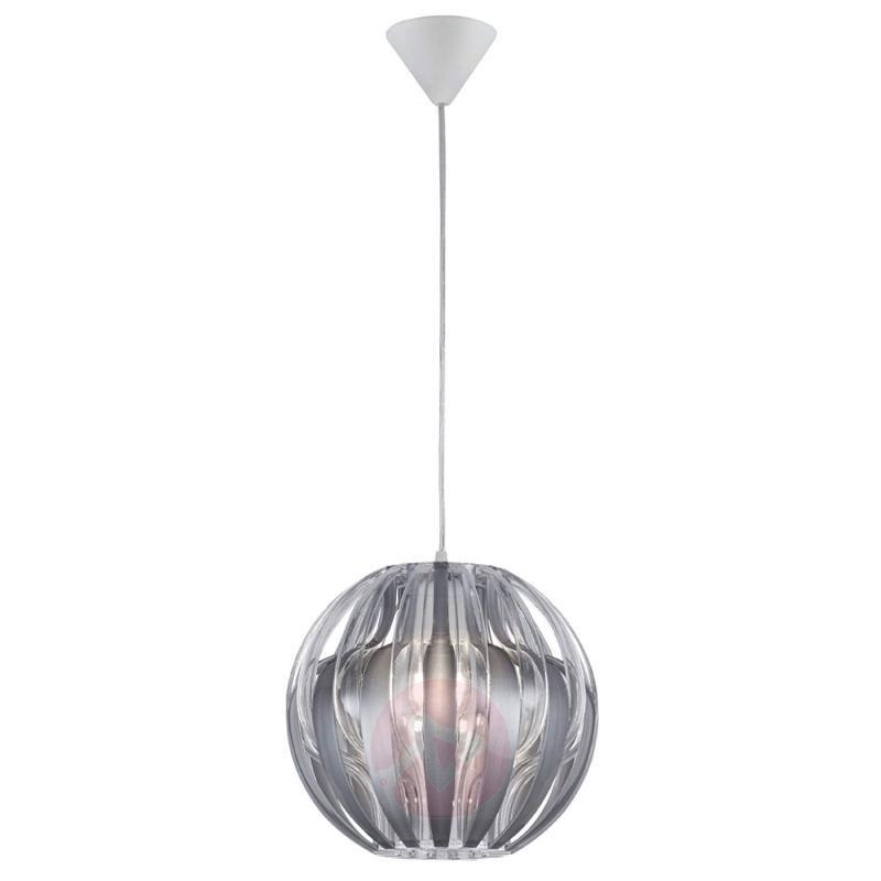 With two-coloured panels - hanging light Pumpkin - indoor-lighting