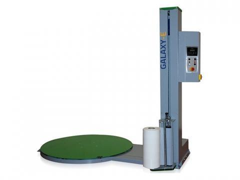 Machine de banderolage plateau tournant - Galaxy E STANDARD