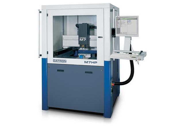 CNC Milling Machines