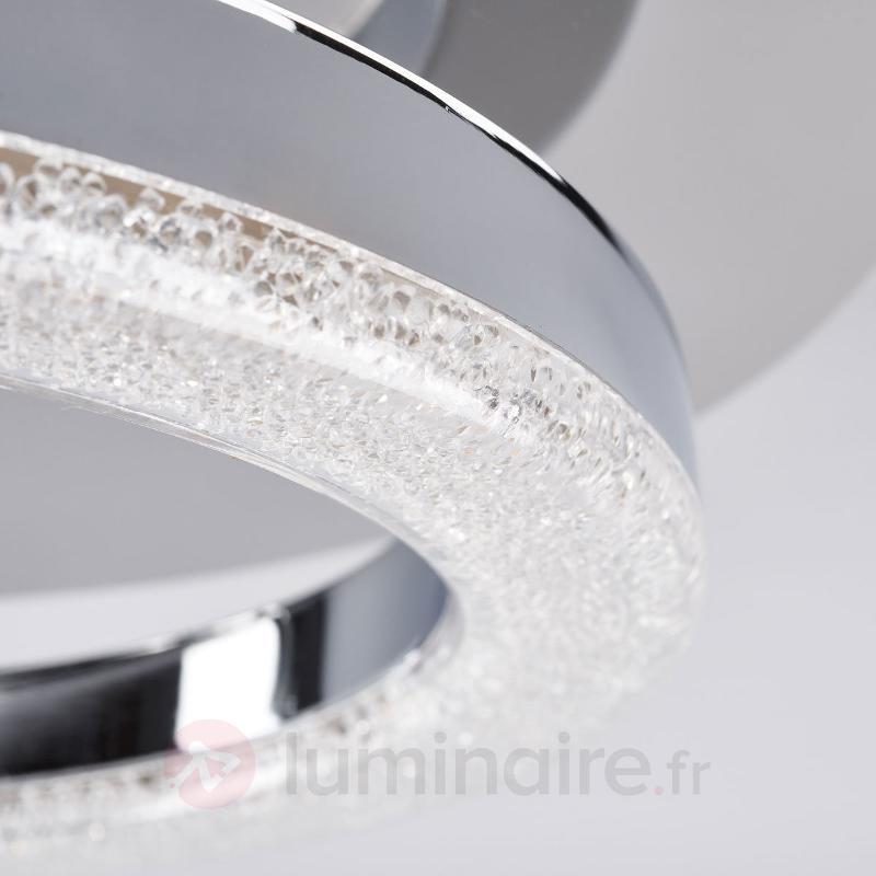 Plafonnier rond LED Daron - Plafonniers LED