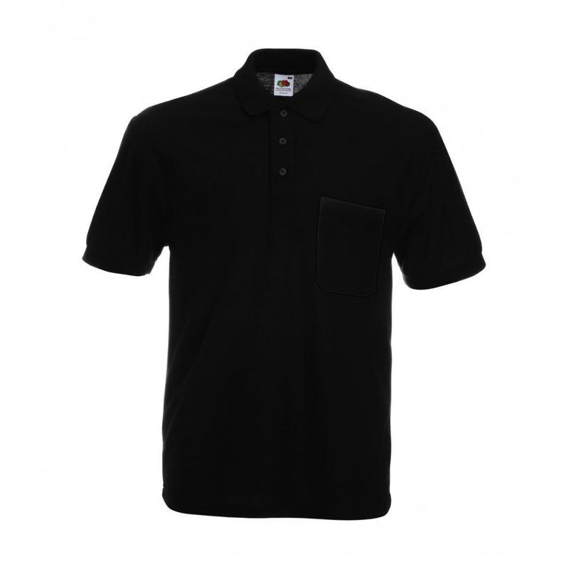 Polo avec Pocket - Manches courtes