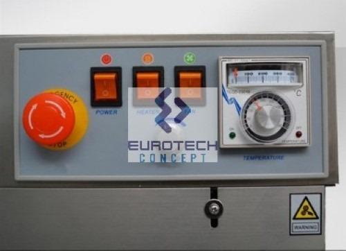 Thermoscelleuse en continu APX01-ET -