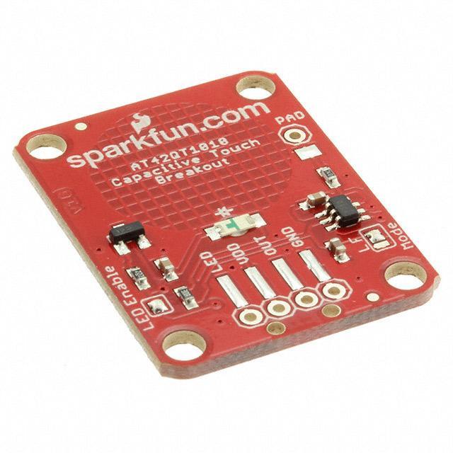 CAPACITIVE TOUCH BREAKOUT - AT42 - SparkFun Electronics SEN-12041