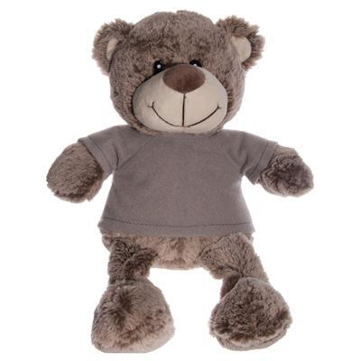 BEAR WITH T-SHIRT IN PLUSH - Item No. 1055096