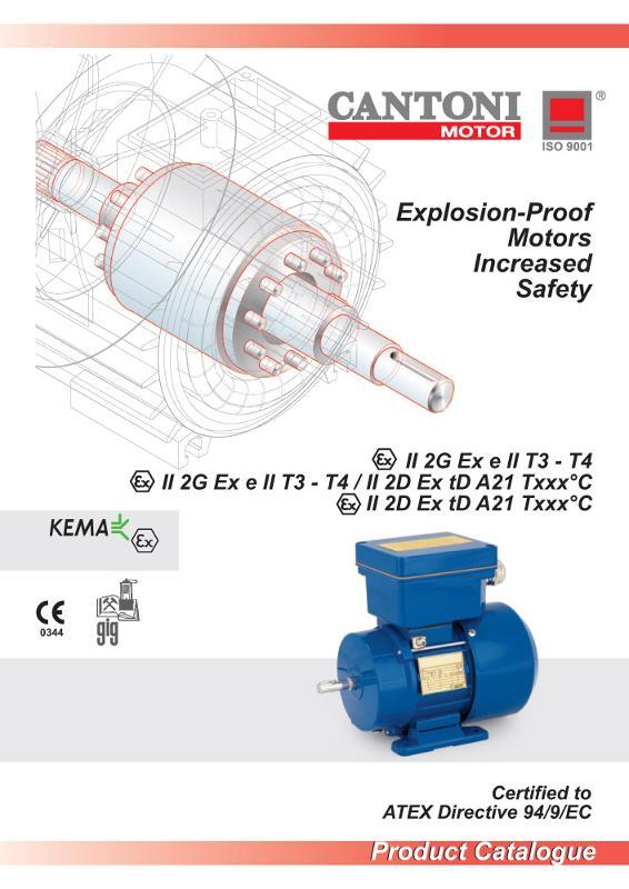 Motori elettrici - Motori e pompe