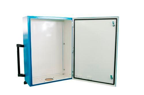 Control enclosure - control enclosure for machine tools
