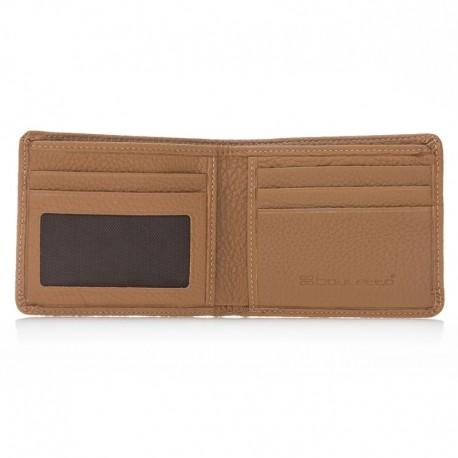 Pier Man Wallet FLB Series - PW FLB7 Tan