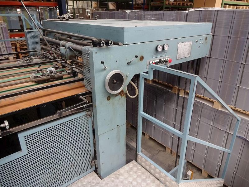 Wupa PS 7.2 - Used Machine