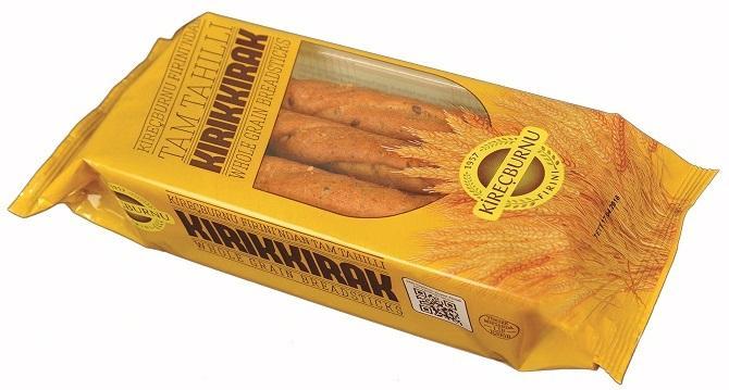 Whole Grain Breadsticks