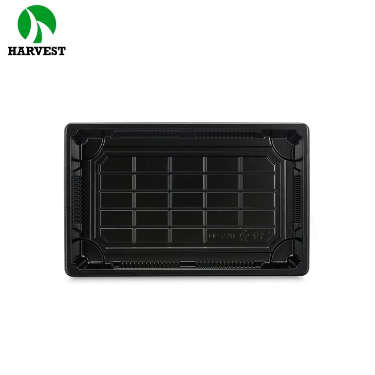 Hp Harvest Disposable Food Packing Container Sushi Tray - Sushi Trays