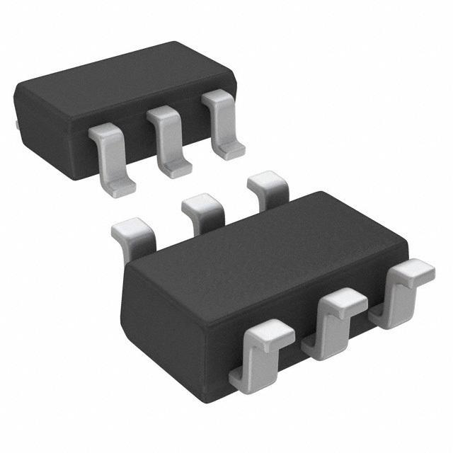 MOSFET N/P-CH 30V TSOT23-6 - Diodes Incorporated DMG6602SVT-7