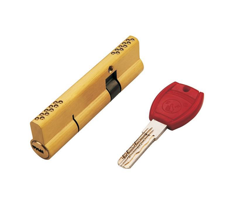 Cylindre de serrure L30+40 mm - null