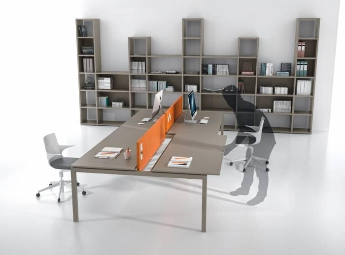 Bureaux Alea italo - Postes de travail