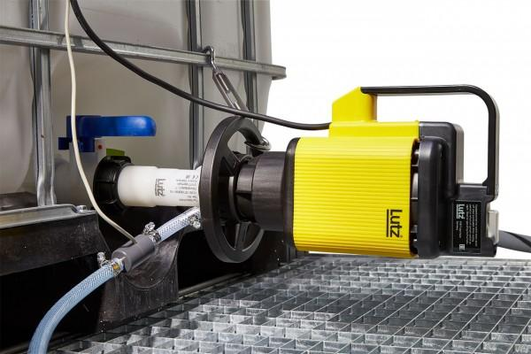 Pump tube horizontal container pump B200 - Container Pumps