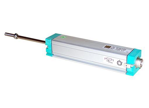 线性位置传感器 - 8719 - 适用于大测量范围内的精确和线性测量,高分辨率,高调节速度,防护等级IP60,IP65或IP67