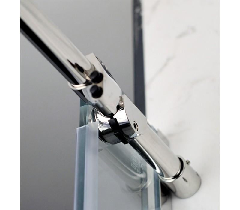 Paroi de douche avec porte coulissante  - Range Sharp