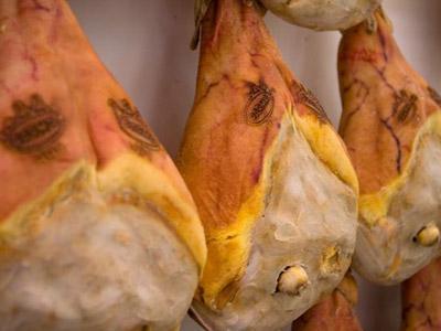 Prosciutto crudo di Parma