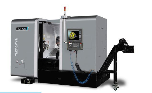 Mehrachsen-Drehzentrum - TMX 10 MYSi - Die ideale Maschine für die Komplettbearbeitung mittelgroßer Teile