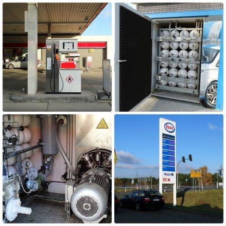 Газовое оборудование для АЗС и АГНКС
