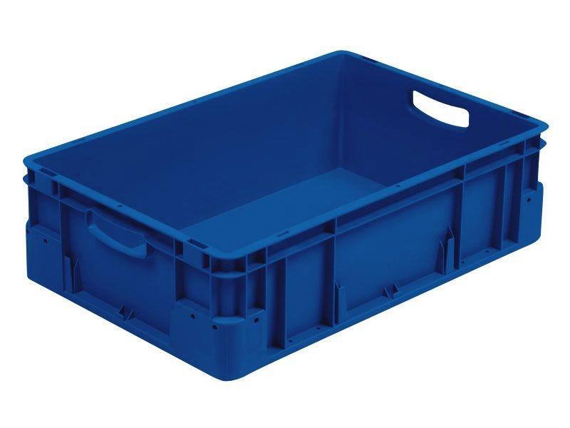 Stapelbehälter: Sil 6418 - Stapelbehälter: Sil 6418, 600 x 400 x 180 mm