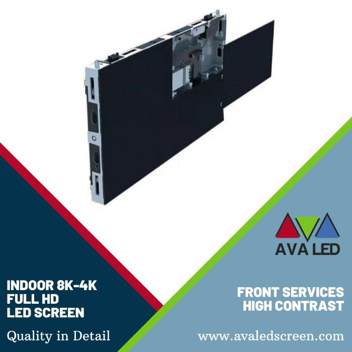 Seriess silma paista - Siseruumides Mini Pixel AVA LED-ekraan