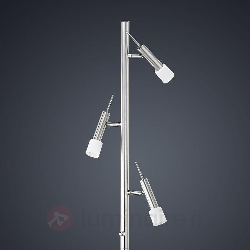 Lampadaire Titus à trois lampes, dimmable - Tous les lampadaires