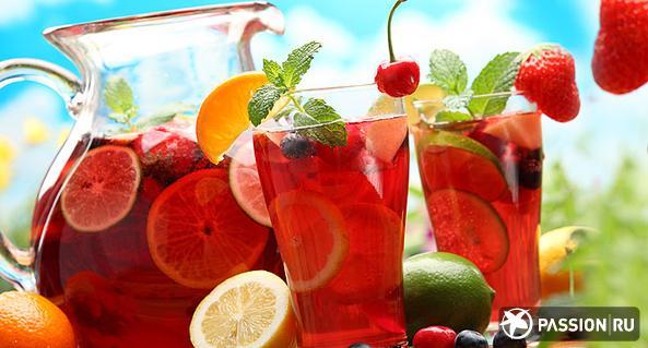 Вкусы напитков - Вкусы для б/а напиток