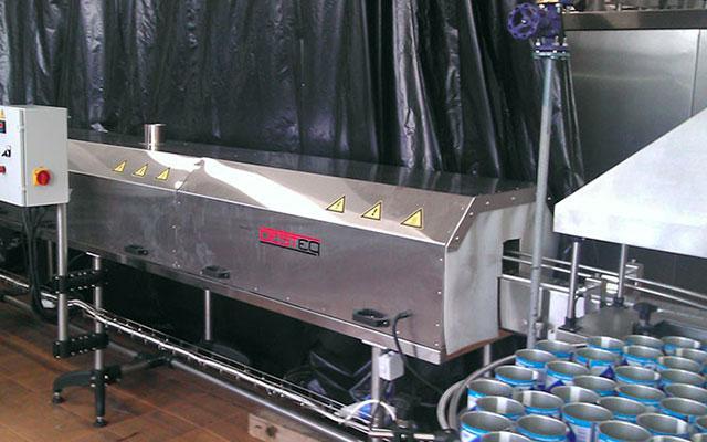 Машина нагрева металлической тары BESTEQ-IRHM-4200 -