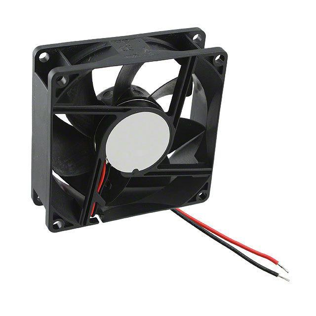 FAN AXIAL 80X25MM 12VDC WIRE - Sunon Fans ME80251V1-000U-A99