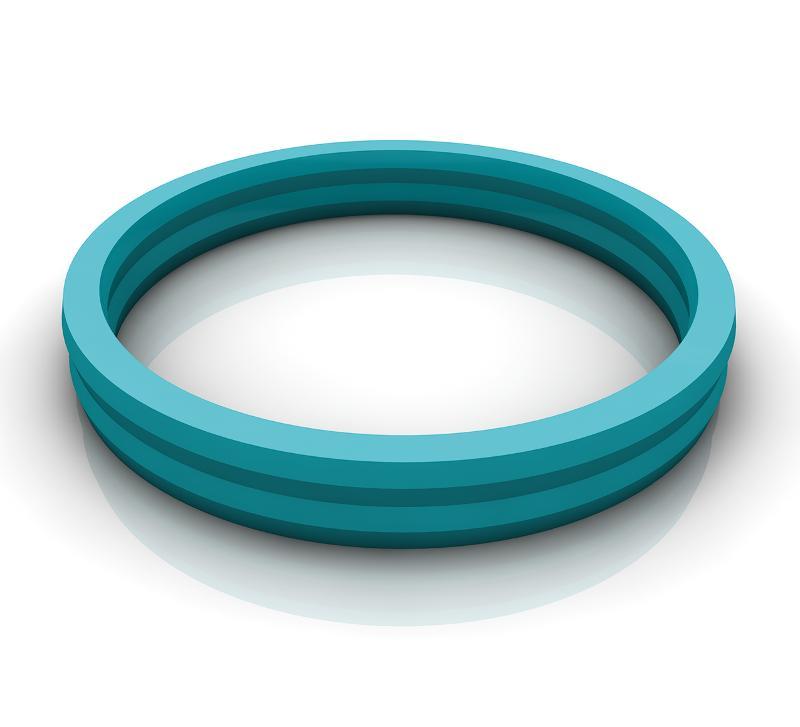 Static Seals - Zurcon® Dualseal