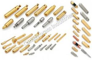 Hrc contact block brass