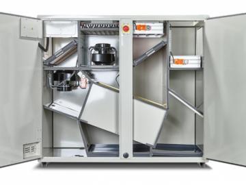 Déshumidification - Centrale Dantherm DanX1 XD