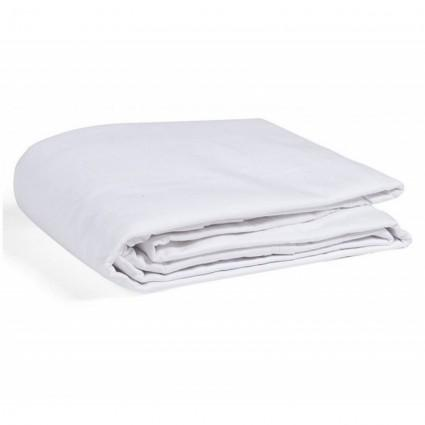 Linge de lit : draps, taies, alèses - Linge de Lit blanc Standard Poly Coton
