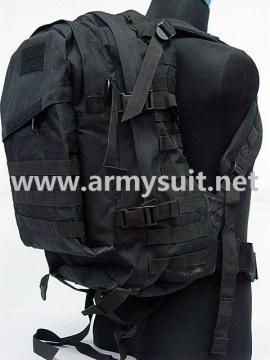 3 Day Molle Assault Backpack Bag BK - PNS-BP06