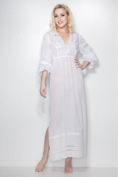 Cotton nightdress for woman -