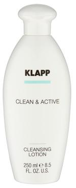 CLEANSING LOTION - CLEAN & ACTIVE 250 ml