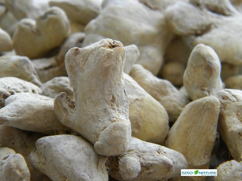 Ginger dried root peeled - Super Root whole