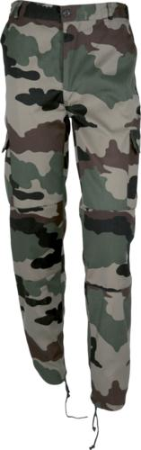 Pantalon Treillis Camo - null