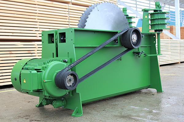 Cylindrical single-shaft machine BOS 600 -