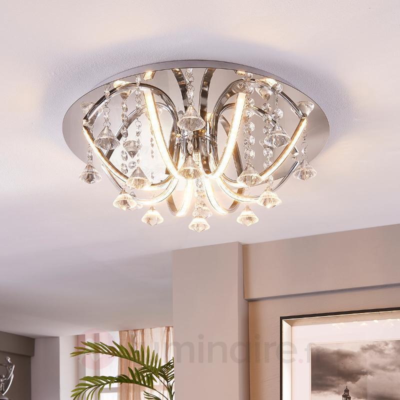Plafonnier LED décoratif Amy - Plafonniers LED