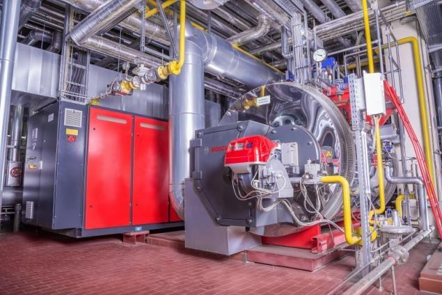 Bosch Heat recovery systems - Self-fired waste heat boilers - Bosch Heat recovery systems - Self-fired waste heat boilers