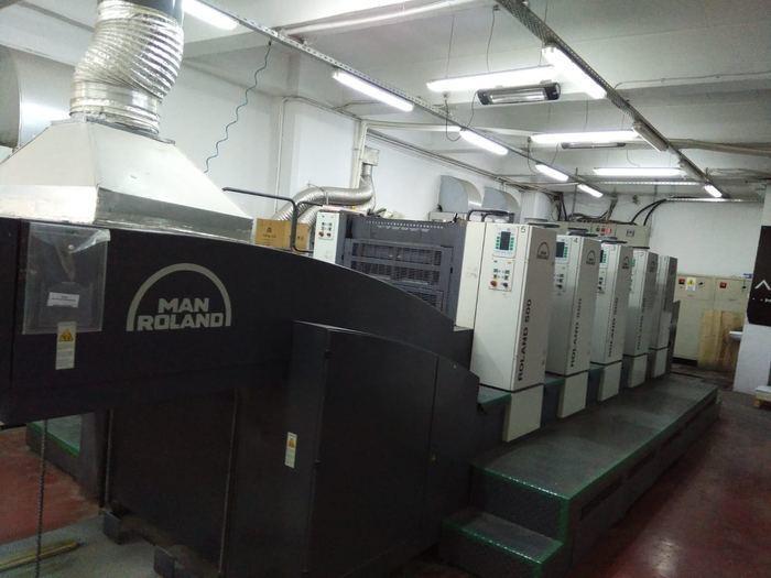 MAN Roland  - 505 OB 5/0