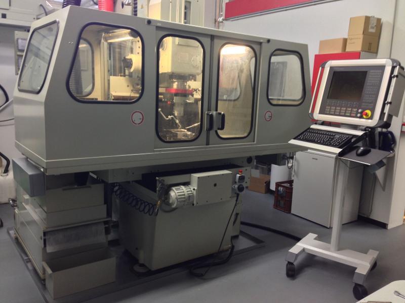 Koordinatenschleifmaschine  - Hauser S35- HiCut ADCOS CNC 800