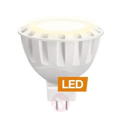E27 4 W 824 LED lamp Gold, Clear - light-bulbs
