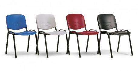 Chaise Iso Polypro - Chaises De Collectivités