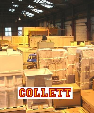 Storage & Warehousing - Indoor Warehousing & Outdoor Storage