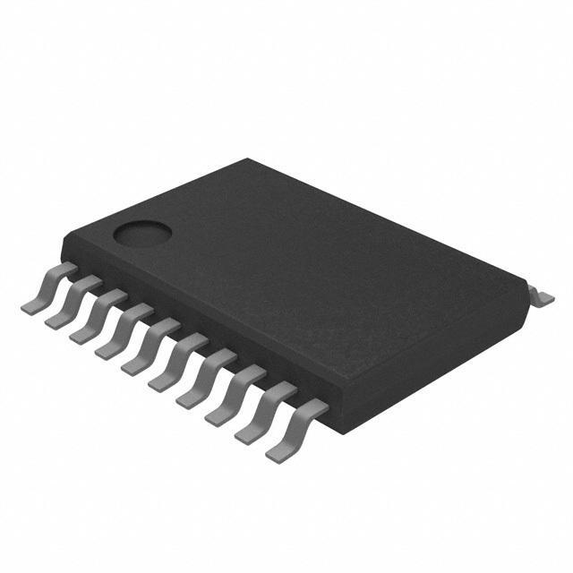 IC BUFFER ZD/FANOUT 20-TSSOP - IDT, Integrated Device Technology Inc 9DB102BGLFT