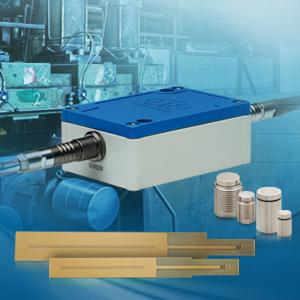 Capacitive measuring system for industrial applications - capaNCDT DT61x0/IP
