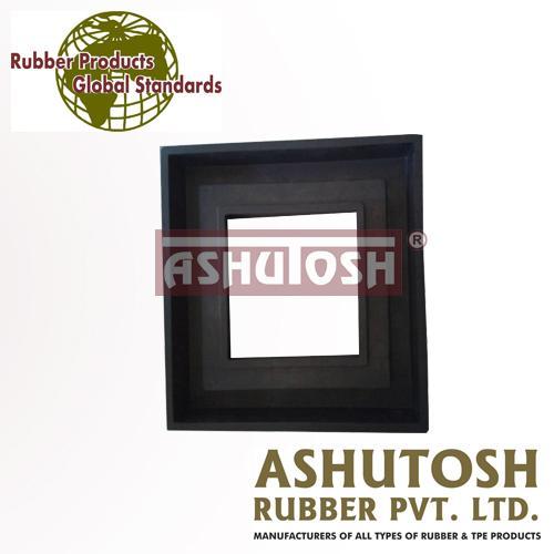Manhole cover frame square
