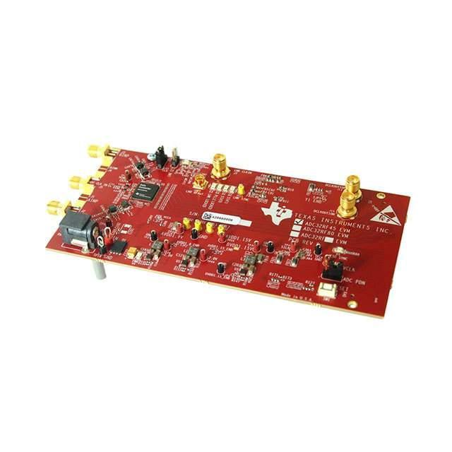 ADC32RF45 EVALUATION MODULE - Texas Instruments ADC32RF45EVM